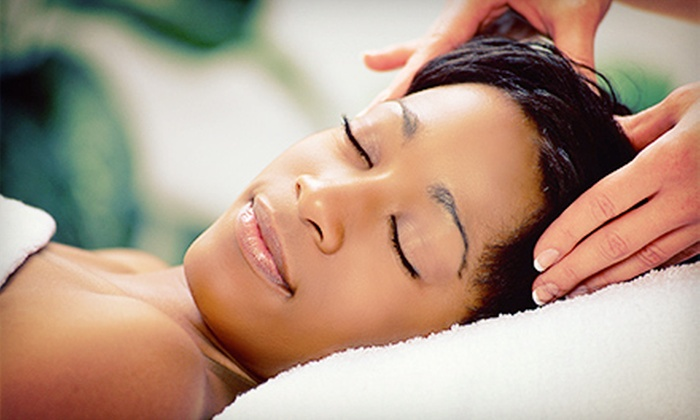 Susy Iber at Life Laser Therapy - Fort Myers: One or Three Detox Body Wraps and Scalp Massages from Susy Iber at Life Laser Therapy (Up to 68% Off)