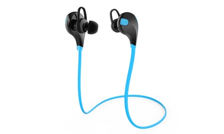 Auriculares deportivos bluetooth con micrófono