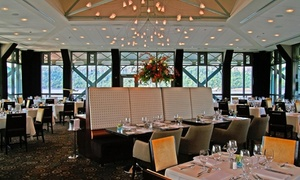 Up to 44% Off Three-Course Dinner at Xaviars X2O on the Hudson at Xaviars X2O on the Hudson, plus 6.0% Cash Back from Ebates.