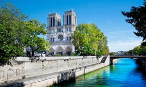 ✈ 8-Day Vacation in Paris & Barcelona with Air from Gate 1 Travel at Paris and Barcelona Vacation with Hotel and Air from Gate 1 Travel, plus 6.0% Cash Back from Ebates.