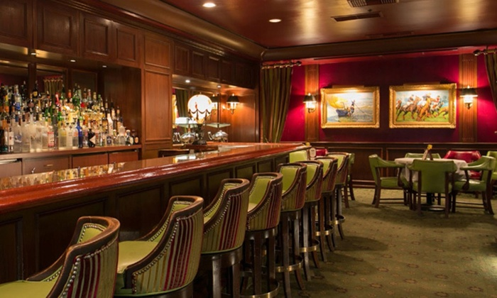 & Classic Steakhouse Dining - Pacific Dining Car | Groupon