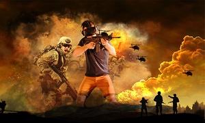 Vortex - Enter The Game-וורטקס משחקי מציאות מדומה: Vortex, חוויית מציאות מדומה בנמל יפו: משחק ב-20 ₪, או אופציה ל-5 משחקים הניתנים להעברה ב-75 ₪ בלבד!