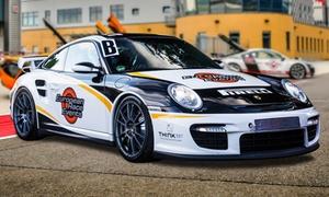 European Race Events: 2 oder 3 Rennwagen an einem Erlebnistag fahren mit European Race Events (bis zu 71% sparen*)
