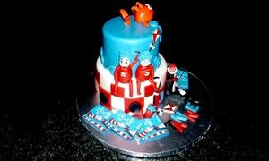 Arizona Birthday Cakes: Custom Cakes from Arizona Birthday Cakes (Up to 60% Off). Three Options Available.