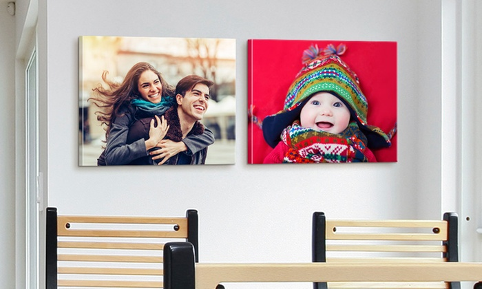 "Canvas on Demand: One or Two 16""x20"" Custom Premium Canvas Wraps from Canvas on Demand (Up to 83% Off). Free Shipping."