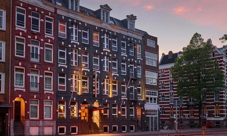 Vondelpark - Ámsterdam: habitación doble para 2 personas con opción a desayuno en The ED Ámsterdam