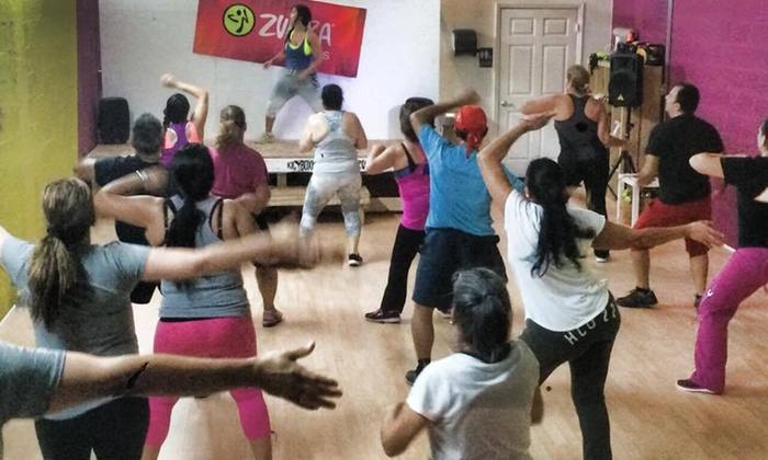 Power By Boom Fitness 4 All - Cutler Bay: Ten Zumba Classes at Power By Boom Fitness 4 all (65% Off)