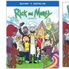 Rick And Morty: Season 2 on Blu-ray or DVD (Pre-Order)
