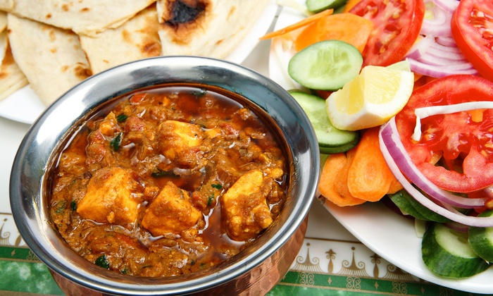 New India Buffet & Restaurant - Fairview: C$18.75 for Indian Buffet Dinner for Two at New India Buffet & Restaurant ($33.90 Value)