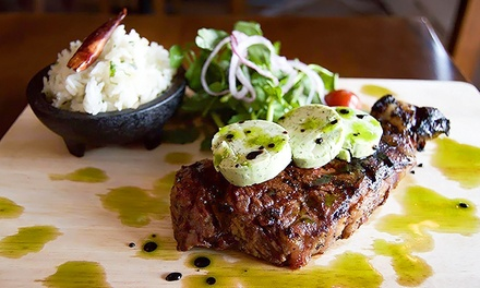 Latin American Cuisine at Fusion Latino (51% Off)