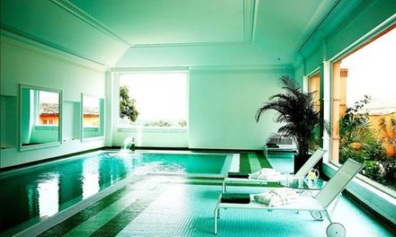 Toledo: 1 o 2 noches para 2 con desayuno, spa, safari y opción a cena con Estrella Michelín en Hotel Valdepalacios 5*