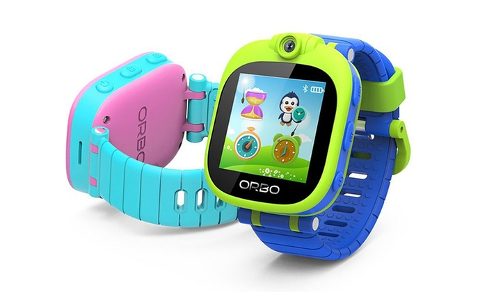 Orbo Kids' Smartwatch with Cam