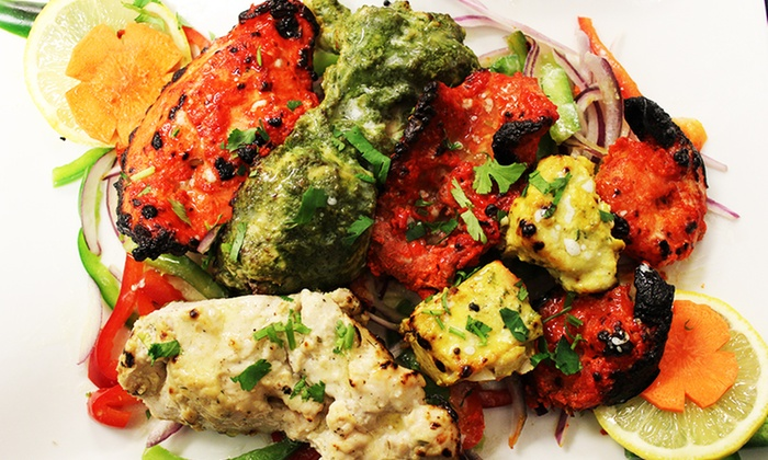Curri - South Central Omaha: $11 for $20 Worth of Indian Cuisine for Two or More at Curri