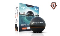 Deeper Smart Portable Fishfinder 3.0 for Smartphone or Tablet With Free Delivery
