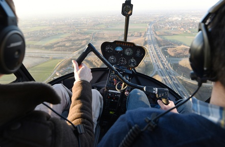 Helicopter Packages from Wings Air Helicopters (Up to 15% Off). Two Options Available.