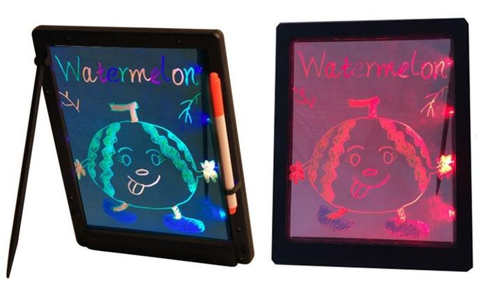 LED Magic Sound Writing Board   Groupon