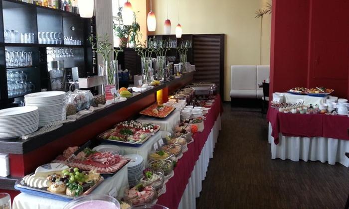 Mongolischer Sonntags Brunch Restaurant Mongolianbar Groupon