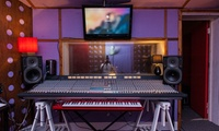 Two- or Three-Hour Group Recording Studio Session for Up to Six People at Charthouse Music Studio (Up to 59% Off)