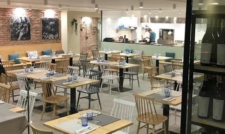 Menú base, especial o premium de alta cocina italiana para 2 personas desde 29,95 € en Sutta e Supra