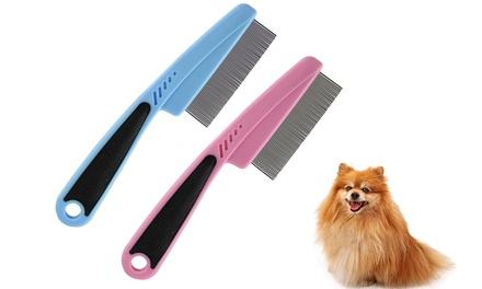 Pet Touch Fine Flea Pet Comb for £2.99