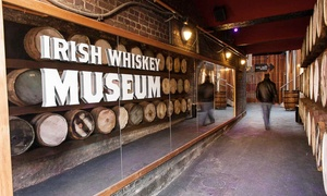 Irish Whiskey Museum: Irish Whiskey Museum Tour and Tasting for One or Two (Up to 47% Off)