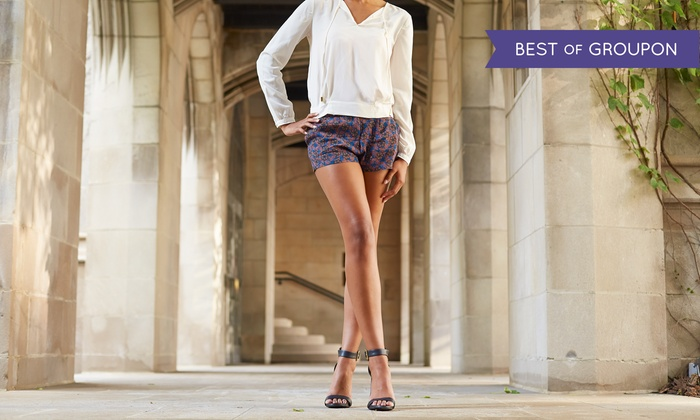 Laser Oasis - Rocky River: One Year of Laser Hair-Removal Treatments at Laser Oasis (Up to 97% Off). Four Options Available.