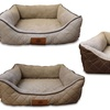 AKC Quilted Orthopedic Pet Bed