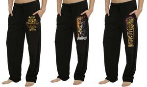 Marvel Avengers Men's Pajama Pants