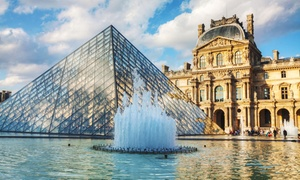 ✈ 5- or 6-Day Paris Vacation with Air from Great Value Vacations at Paris Vacation with Hotel and Air from Great Value Vacations, plus 6.0% Cash Back from Ebates.