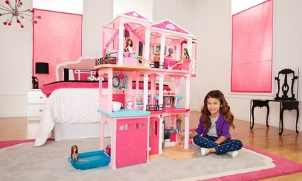 Barbie Dreamhouse with Furniture and Accessories