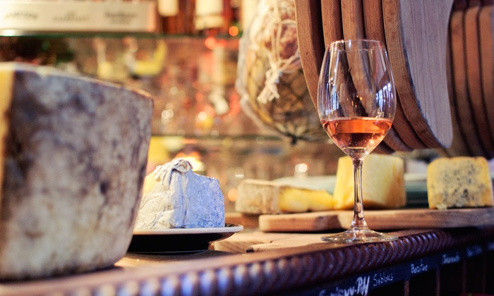 Cheesy Gourmet - Findlay Market: Cheese-Making Class for Two at Cheesy Gourmet (Up to 51% Off)