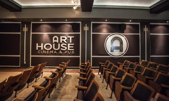Groupon art house