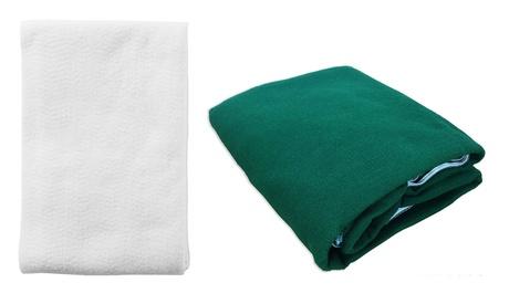 Mollettone per tavolo, disponibile in 2 colori e varie dimensioni