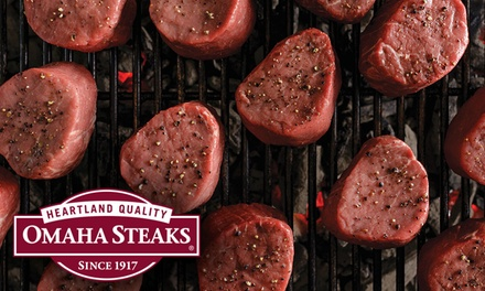 Steak Grilling Packages from Omaha Steaks (Up to 72% Off)