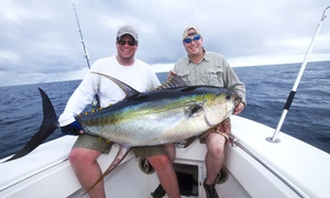 Florida Flats Fishing: Five-Hour Fishing Trip from Florida Flats Fishing (34% Off)