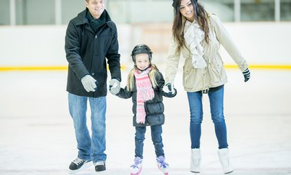 Up to 25% Off Ice Skating at Ice at the Galleria