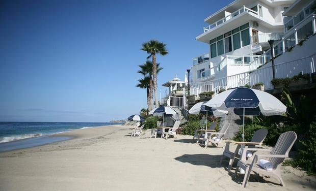 Oceanfront Hotel In Laguna Beach