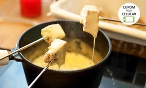 Bercari Restaurante e Fondue: Sequência de fondue para 1, 2 ou 4 pessoas no Bercari Restaurante e Fondue - Gramado