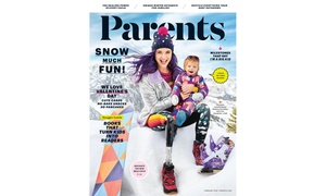 50% Off One Year, 12-Issue Subscription to Parents Magazine