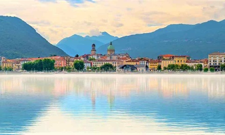 Lago Maggiore: fino a 3 notti in appartamento o Junior Suite a 49€euro
