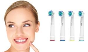 24 têtes de brosse à dents