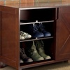 Windsor 3-Shelf Indoor Shoe Dresser
