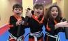 Little Tigers Martial Arts Program - Multiple Locations: 5, 10, or 15 Martial Arts Classes at Little Tigers Martial Arts Program (Up to 87% Off)