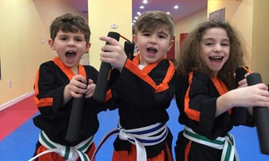 Little Tigers Martial Arts Program: 5, 10, or 15 Martial Arts Classes at Little Tigers Martial Arts Program (Up to 89% Off)