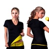 Trend Matters Thermo Body Slimming Compression T-Shirt
