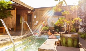 Common Ground Wellness Cooperative: One-Hour Soak and Sauna Experience for Two at Common Ground Wellness Cooperative (50% Off)