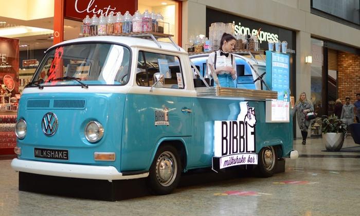 Bibble's Milkshake Bar - Multiple Locations: Two or Four Large Milkshakes at Bibble's Milkshake Bar, Four Locations (40% Off)