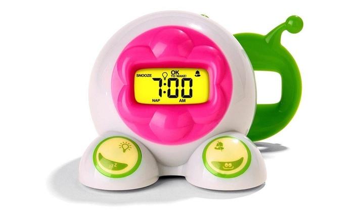 Toddler Night Light Ok To Wake: Ok To Wake Alarm Clock!