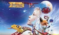 1 entrée enfant, adulte ou famille pour 1 journée, dès 10,50 € au Parc du Petit Prince