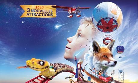 1 entrée enfant, adulte ou famille pour 1 journée dès 10,50 € au Parc du Petit Prince